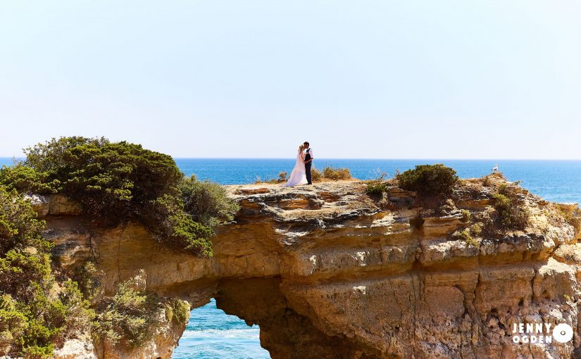 Romantic Wedding at Suites Alba Resort, Algarve, Portugal